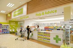 Strategy shift: The scheme being trialled in Watford has been billed as the 'very latest in retail innovation'