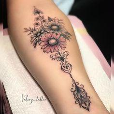 Rare Tattoos, Girly Tattoos, Pretty Tattoos, Beautiful Tattoos, Leg Tattoos, Body Art Tattoos, Small Tattoos, Sleeve Tattoos, Cool Tattoos
