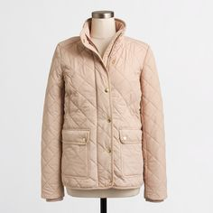 Factory quilted jacket : Outerwear   J.Crew Factory