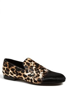 Jimmy Choo 'Sloane' Leopard Print Loafer available at #Nordstrom