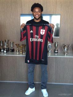#ACMilan signed Luiz Adriano from #Shakhtar #Donetsk