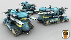 X Battlestation  (battalion wars 2005)