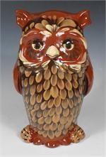Eldreth Pottery - Owls