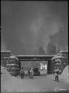 Suvilahti palaa 2.12.1939.