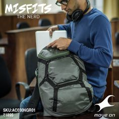 Chic' for geeks. #Misfits