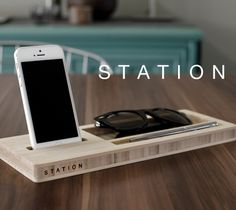 Station Caddy for the Modernist – TBA