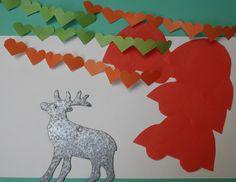 Hra s barevnými tvary, vystřihování, obkreslování, lepení, color paper, shapes