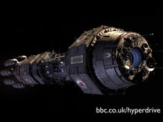 Realistic Spaceship