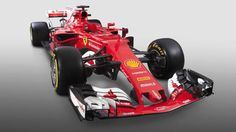 De Italiaanse renstal hoopt met de nieuwe bolide dat Sebastian Vettel en Kimi Räikkönen een moeizaam 2016 kunnen wegspoelen.