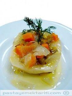 Zeytinyağli Portakalli Kereviz resimli yemek tarifi, Sebze Yemekleri tarifleri