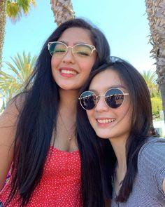 Cute Asian Girls, Cute Girls, Mirrored Sunglasses, Sunglasses Women, Filipina Actress, Daniel Padilla, Blackpink Fashion, Anime Art Girl, Friends Forever