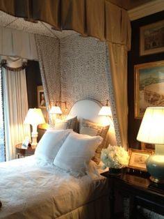 Bedroom by Alexa Hampton at Kips Bay Show House #blogfest2012
