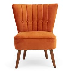 Dressing Table With Chair, Cocktail Chair, Bedroom Orange, Dinning Chairs, Dining, Upholstery Foam, Upholstered Arm Chair, Occasional Chairs, New Furniture