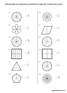 Las 10 mejores imágenes de Fracciones equivalentes