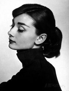 Drole De Frimousse Funny Face De Stanleydonen Avec Audrey Hepburn, 1957 Premium Poster