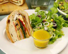 Classic White, Vinaigrette, Guacamole, Salads, Sandwiches, Cooking, Ethnic Recipes, Quiches, Color Azul