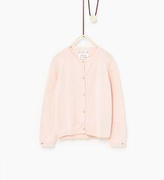 Image 1 of Basic cardigan from Zara
