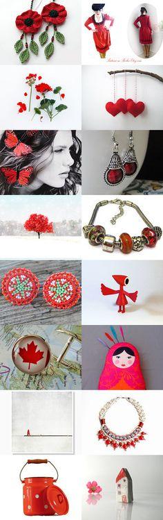 ♥ Vibrant Fashion Blitz ♥ by Coco on Etsy--Pinned with TreasuryPin.com