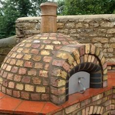 Image result for forno bravo central chimney