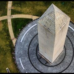 The Washington Monument, made of marble, granite, and bluestone gneiss, is both the world's tallest stone structure and the world's tallest obelisk, standing 555 feet.