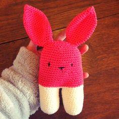 Tada ! #crochet #amigurumi #veryfirst #CrocheterSonDoudou