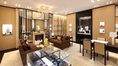 Chanel Peninsula Hotel Shanghai #architecture #interior #marino #peter Pinned by www.modlar.com