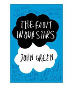 The Fault in Our Stars by John Green (March 2014)
