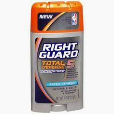 Get Right Guard Deodorant OR Body Wash for $1 at CVS Next Week!!