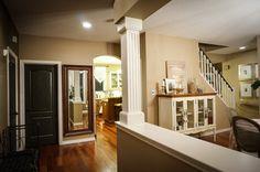 Foyer, home, Edmonton Restoration Hardware, Country Living, Custom Homes, Foyer, French Country, House, Furniture, Home Decor, Homemade Home Decor