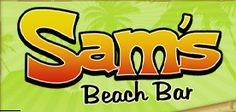 Sam's Beach Bar at Hudson Beach, FL.  There may not be much of a beach here but this joint is a great place to grab a bite and watch the sunset over the Gulf of Mexico.  Off to the South of Sam's you can sun in the sand or have a picnic under one of the shelters.  When we lived close by it was nice to just sit and watch the boats come and go.