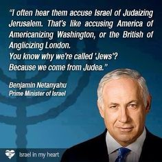 I believe he is God's man for Israel for this time