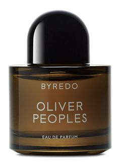 New Things - Byredo x Oliver Peoples