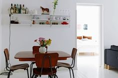 my scandinavian home: Retro: Swedish style.....those chairs