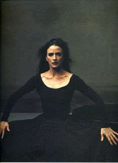 Annie Leibovitz, from the 'Women' series, 2000