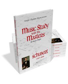 SCHUBERT - digital booklet and audio tracks