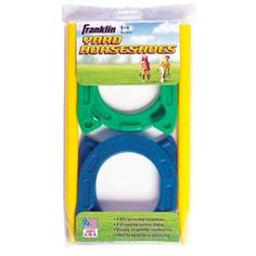 Franklin Sports Yard Horseshoes - Mills Fleet Farm