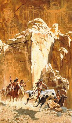 The Western Art of Frank McCarthy