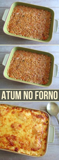 Do you like tuna and want to prepare a quick, different and very tasty meal for the friends who came for dinner? Try this tuna recipe in the oven, your friends will love it… Tuna Recipes, Cooking Recipes, Good Food, Yummy Food, Paleo, Portugal, Portuguese Recipes, Quick Dinner Recipes, Food Goals
