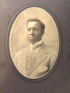 AFRICAN-AMERICAN-BLACK-YOUNG-MAN-VICTORIAN-CABINET-CARD-PHOTO-ATLANTA-GA-1414