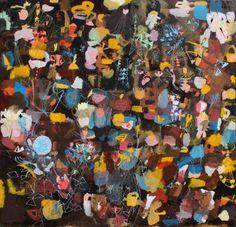"""Saatchi Art Artist Sarah Giannobile; Painting, """"Nature Forms"""" #art"""