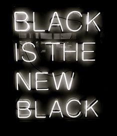 16 Razones Para Usar Negro Cada Vez Que Puedas