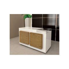 comptoir caisse ce meuble caisse en bois est enti rement personnalisable un comptoir d 39 accueil