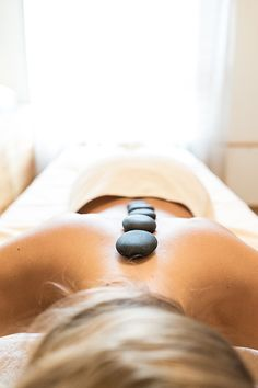 Get ready for a fiery rendezvous with a hot stone massage and feel how it activates your energy flow. Stone Massage, Flow, Spa, Beauty, Beauty Illustration