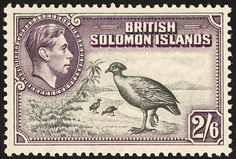 British Solomon Islands bird stamps - mainly images - gallery format Ellice Islands, Royal Mail Stamps, Postage Stamp Collection, Solomon Islands, Vintage Stamps, First Art, Fauna, Stamp Collecting, Tribal Art