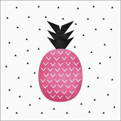 Elisabeth Fredriksson - Pinke Ananas