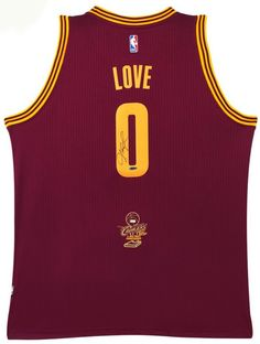 KEVIN LOVE AUTOGRAPHED CLEVELAND CAVALIERS AUTHENTIC ADIDAS ROAD JERSEY  WITH 2016 NBA FINALS CHAMPIONSHIP LOGO UDA 4e3e41d26