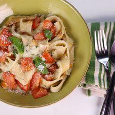Mario Batali's Tomato Ricotta Testaroli