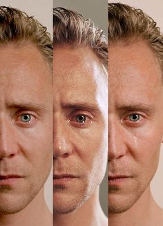 I shall dedicate a board solely to Tom Hiddleston's tears | #TomHiddleston as #Coriolanus at the #DonmarWarehouse by Spencer Murphy (May, 2013)