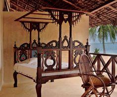 Style de design d'intérieur Africaine