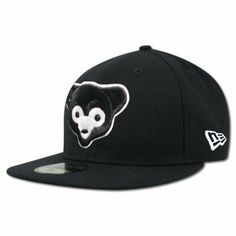 Chicago Cubs 1969 Black Performance 59FIFTY On-Field Cap by New Era New Era. $34.95